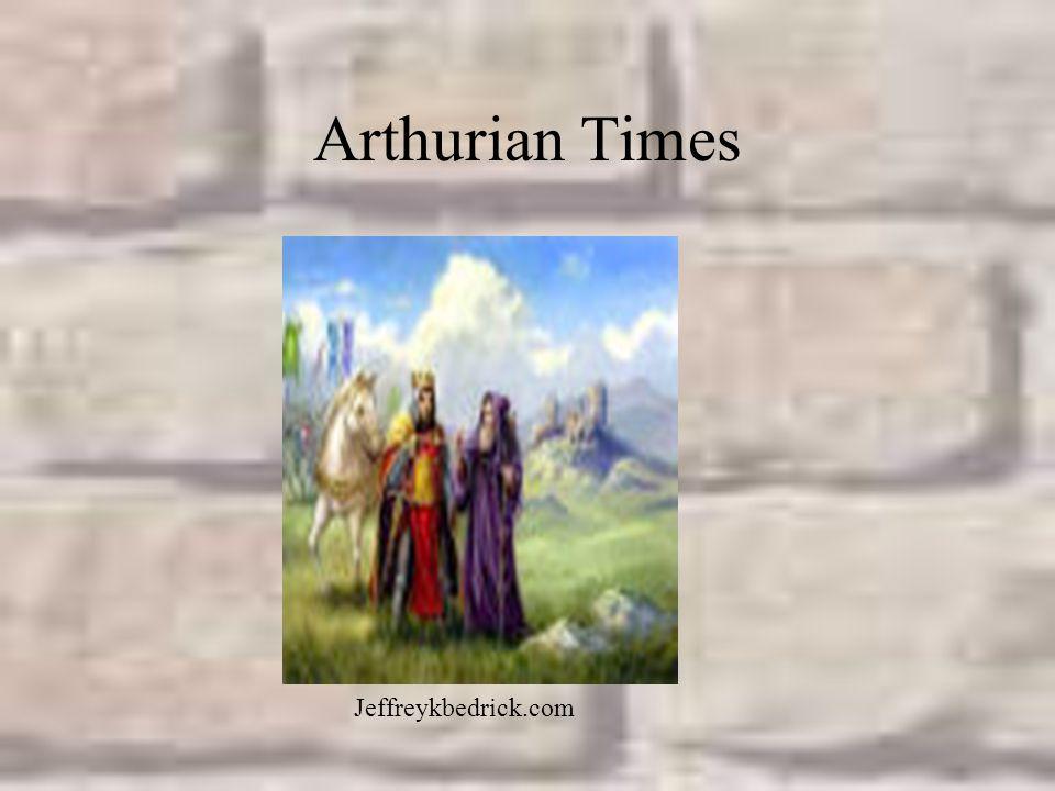 Arthurian Times Jeffreykbedrick.com