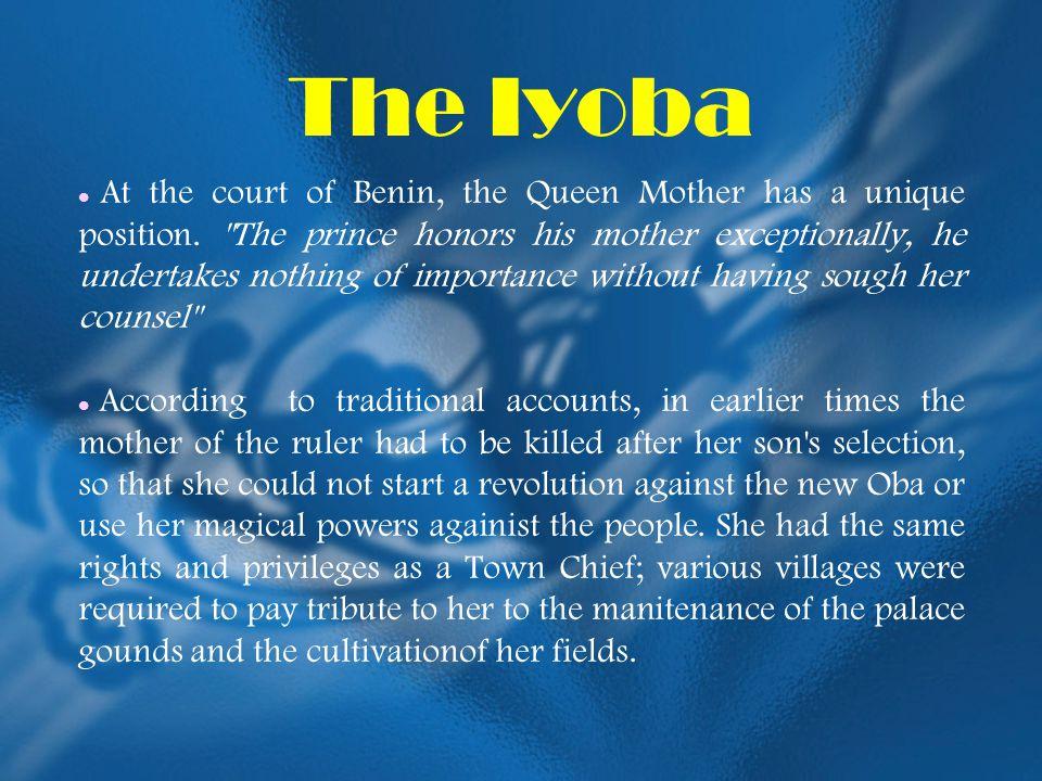 The Iyoba