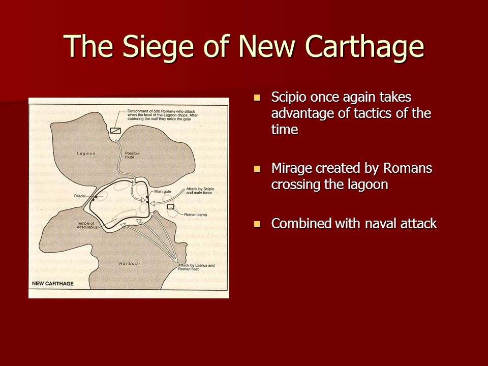 The Siege of New Carthage