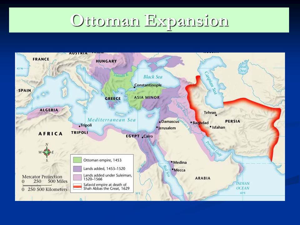Ottoman Expansion
