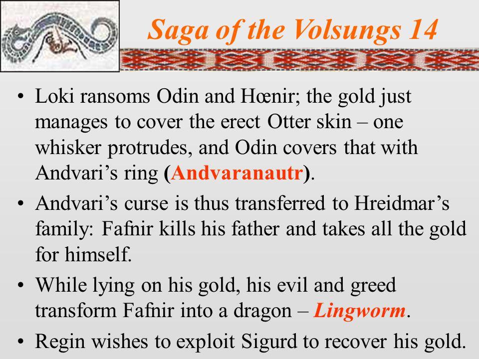 Saga of the Volsungs 14