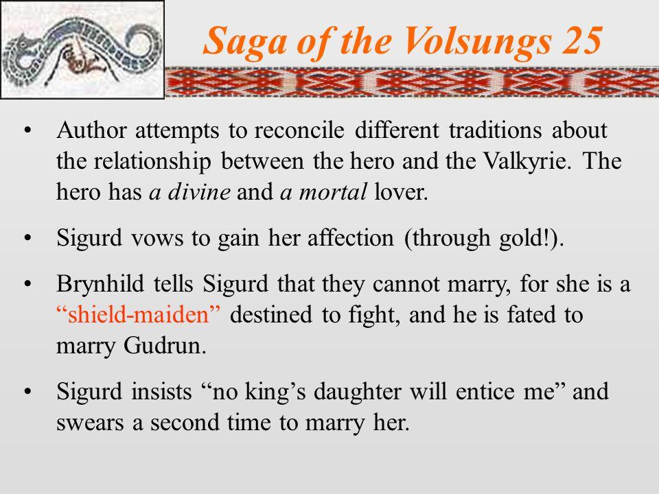 Saga of the Volsungs 25