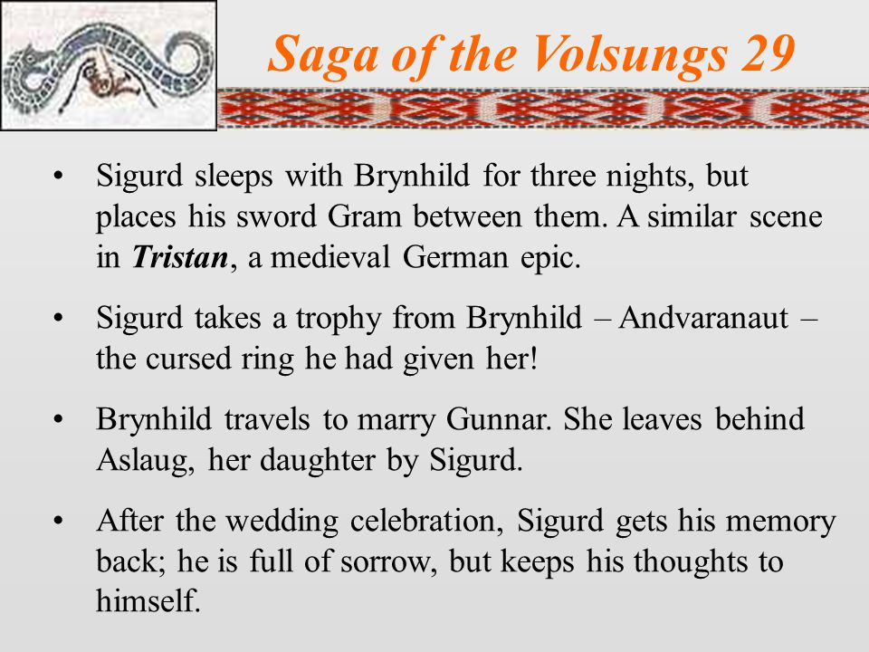 Saga of the Volsungs 29