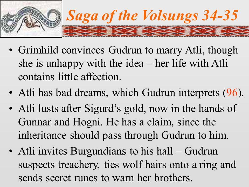 Saga of the Volsungs 34-35