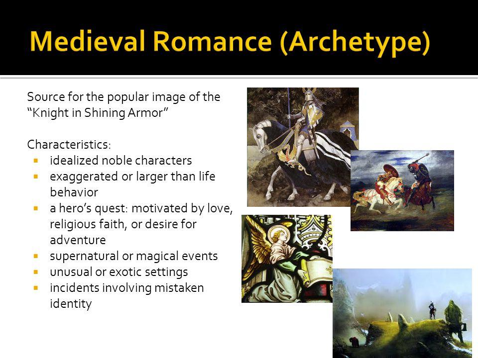 Medieval Romance (Archetype)
