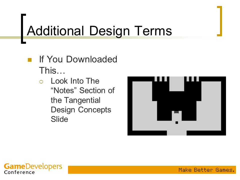 Additional Design Terms