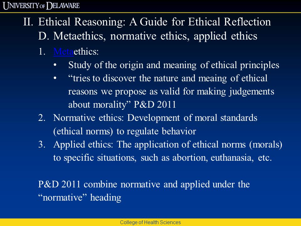 the three normative approaches to ethics Making choices: a framework for making ethical decisions normative ethics  a contextual approach 2 three broad types of ethical theory:.