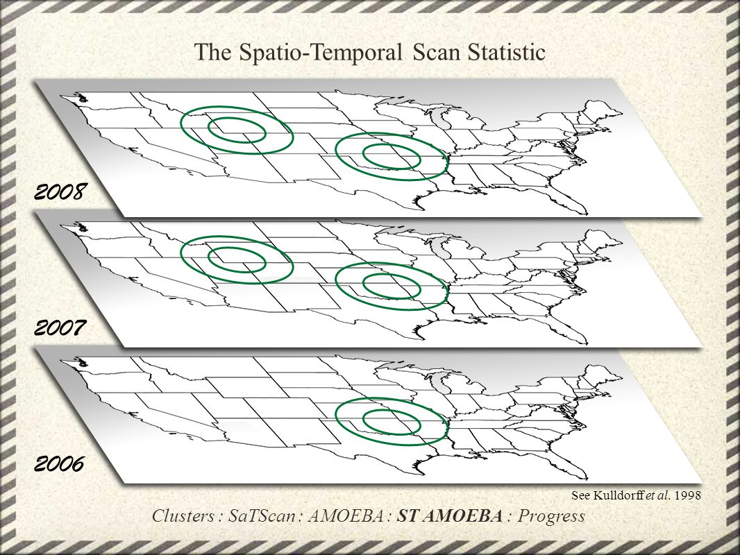 The Spatio-Temporal Scan Statistic