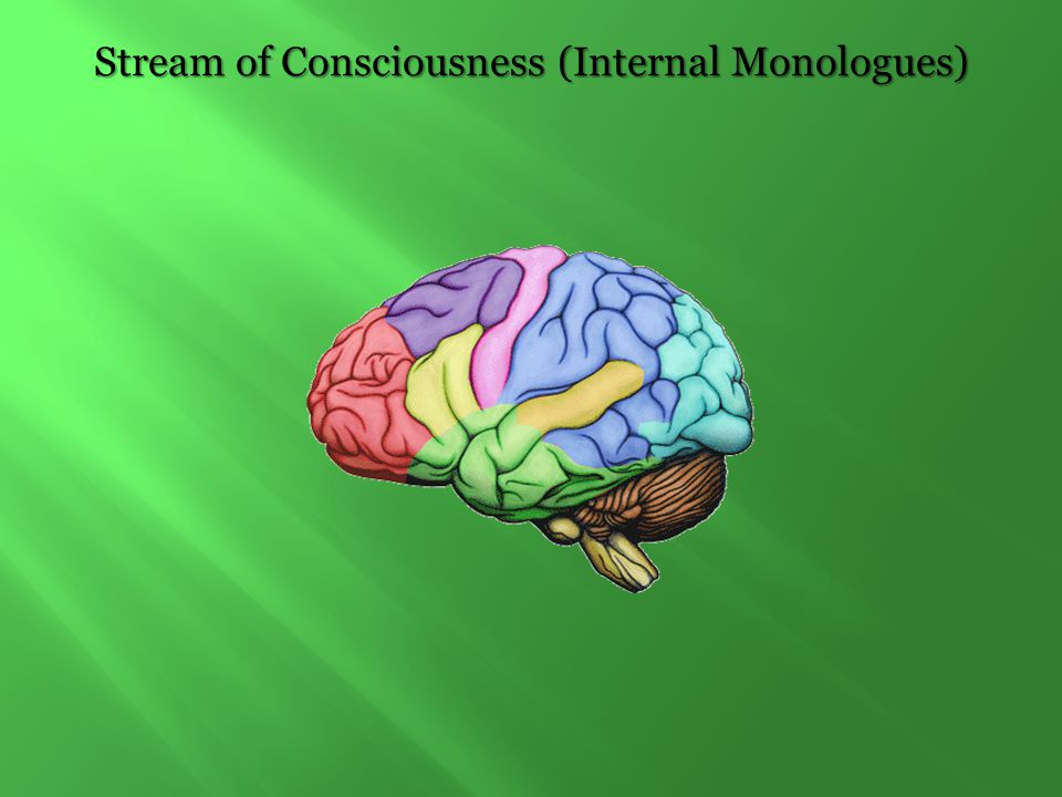 Stream of Consciousness (Internal Monologues)