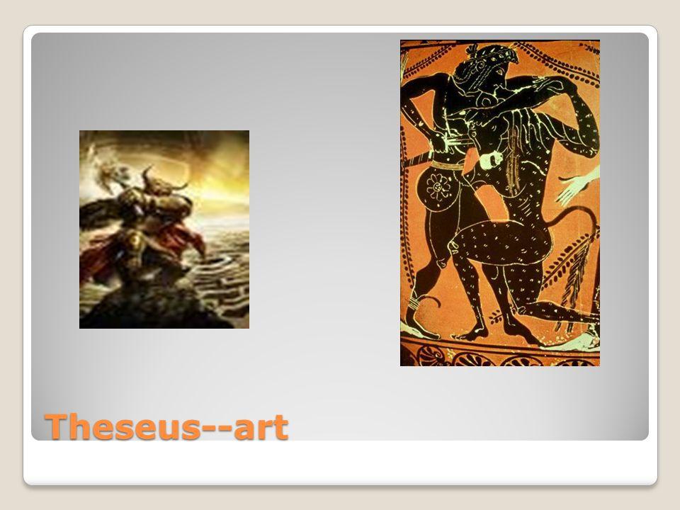 Theseus--art