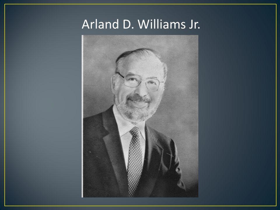 Arland D. Williams Jr.