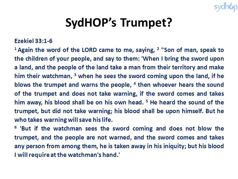 SydHOP's Trumpet