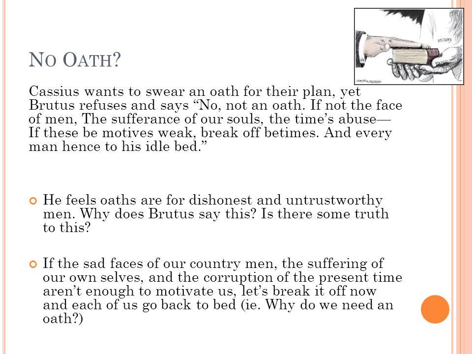 No Oath