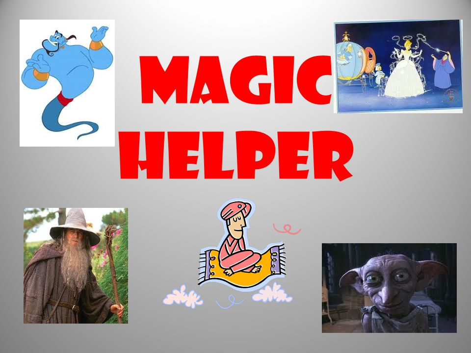 Magic helper