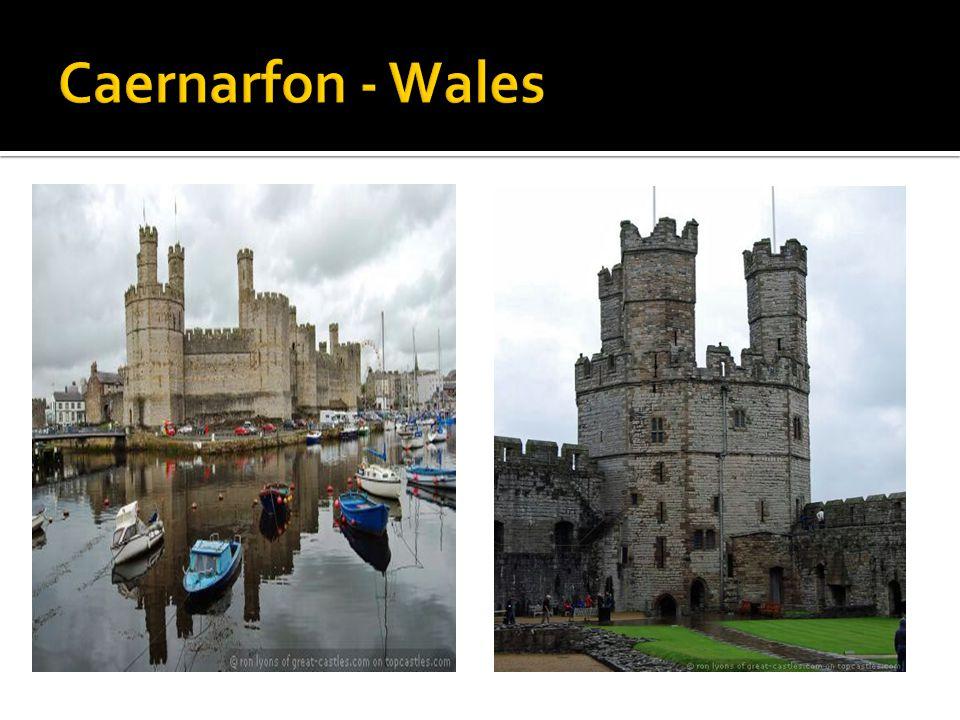 Caernarfon - Wales