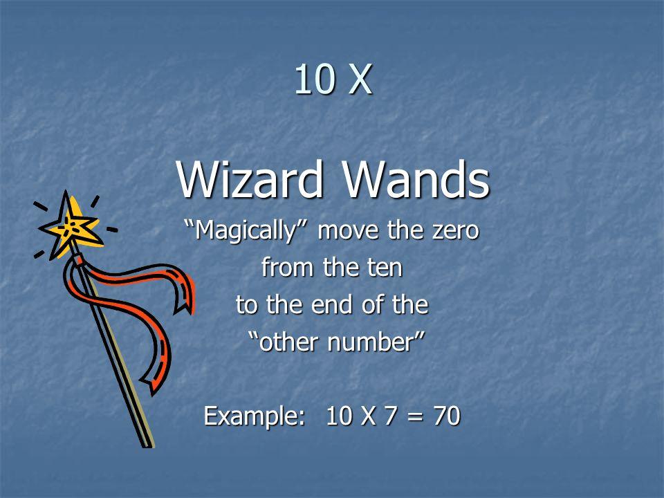 Magically move the zero