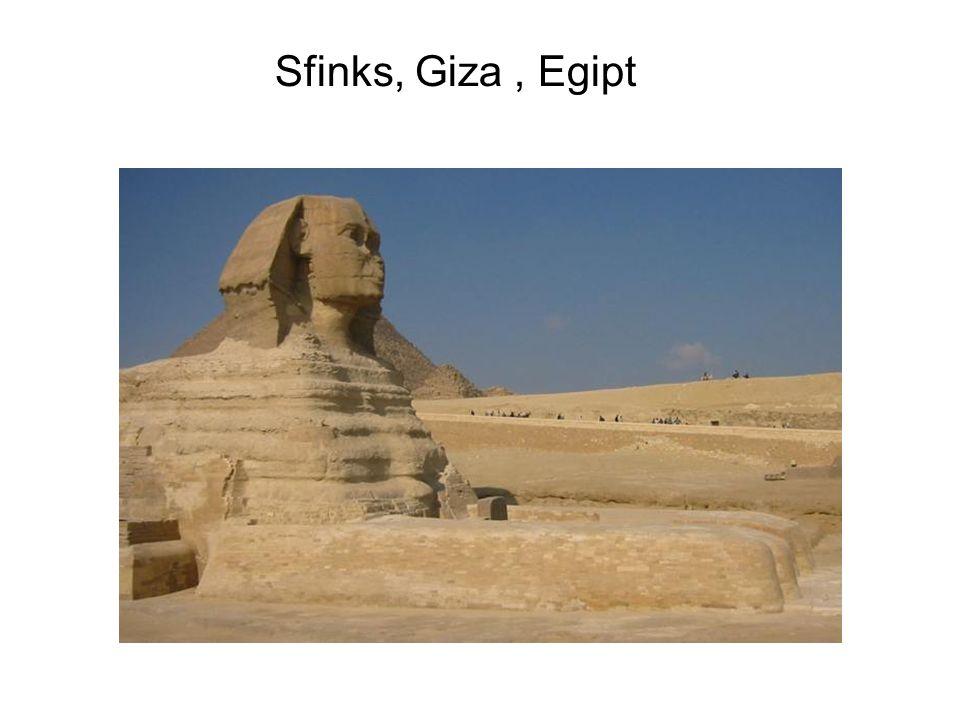 Sfinks, Giza , Egipt