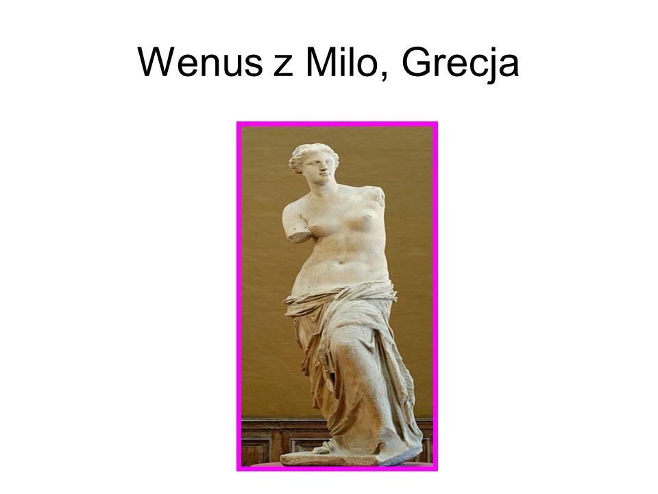 Wenus z Milo, Grecja