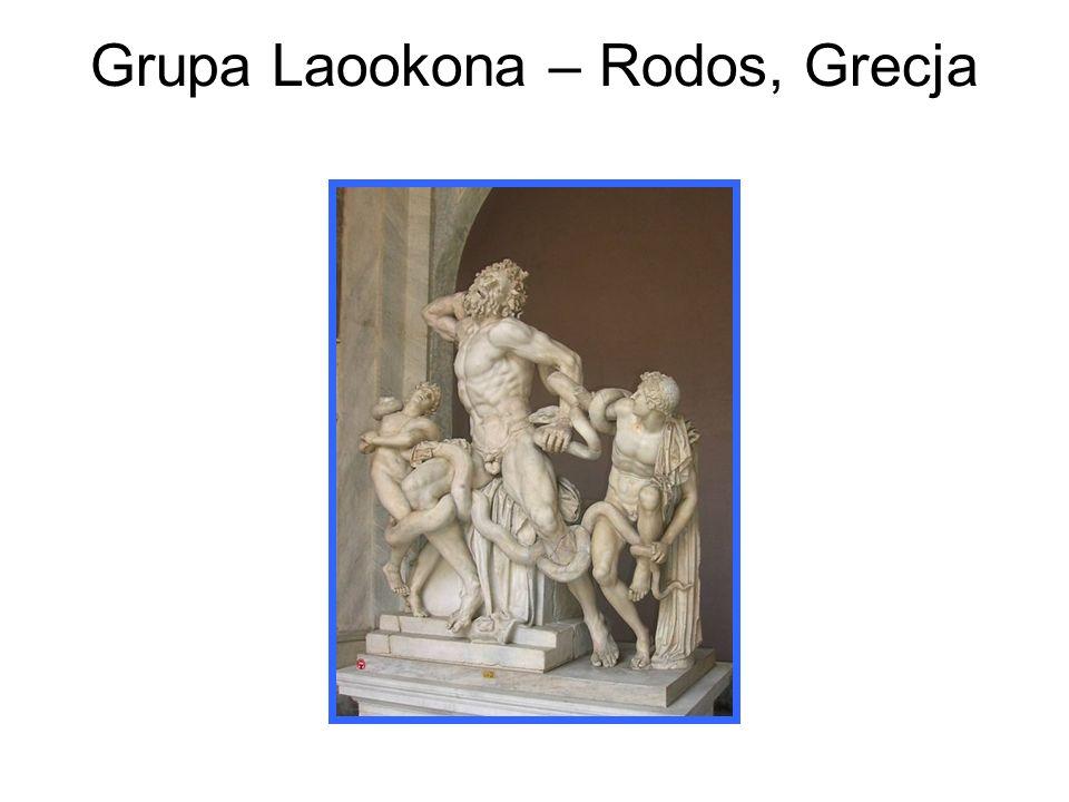 Grupa Laookona – Rodos, Grecja