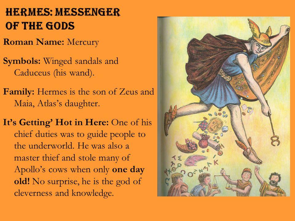Hermes: Messenger of the Gods