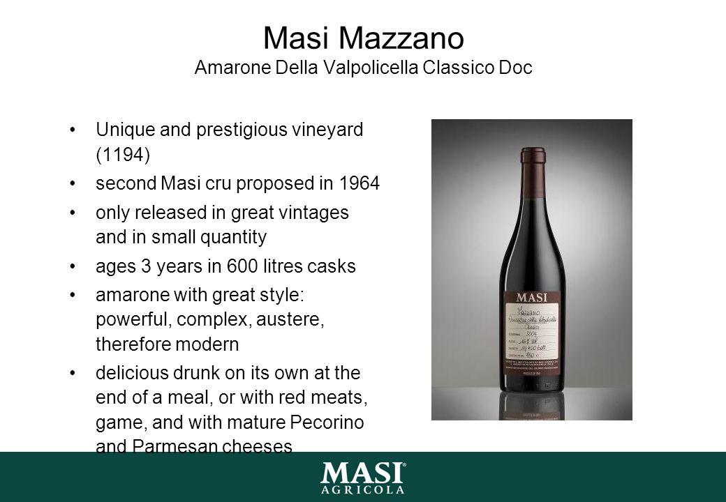 Masi Mazzano Amarone Della Valpolicella Classico Doc