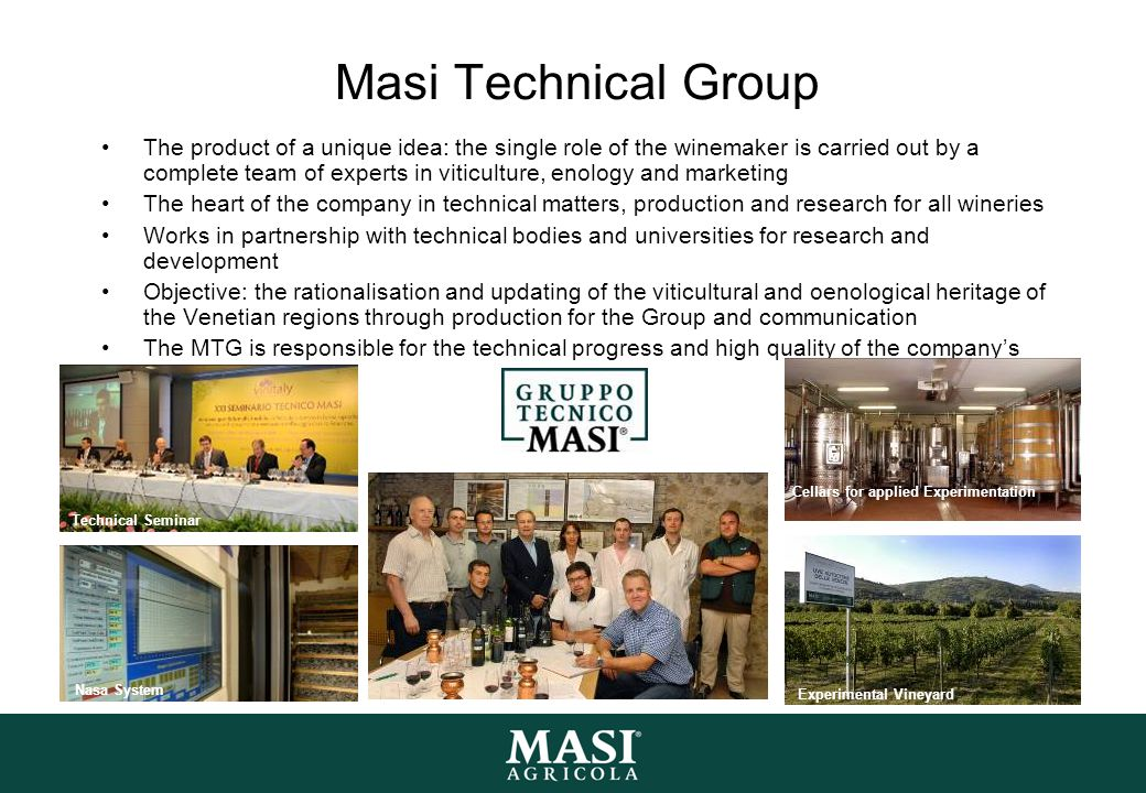 Masi Technical Group