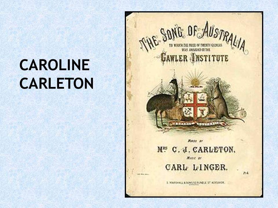 CAROLINE CARLETON