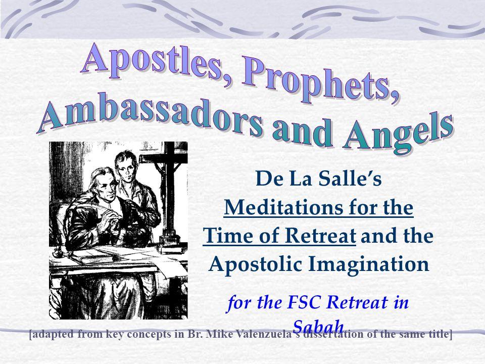 Ambassadors and Angels