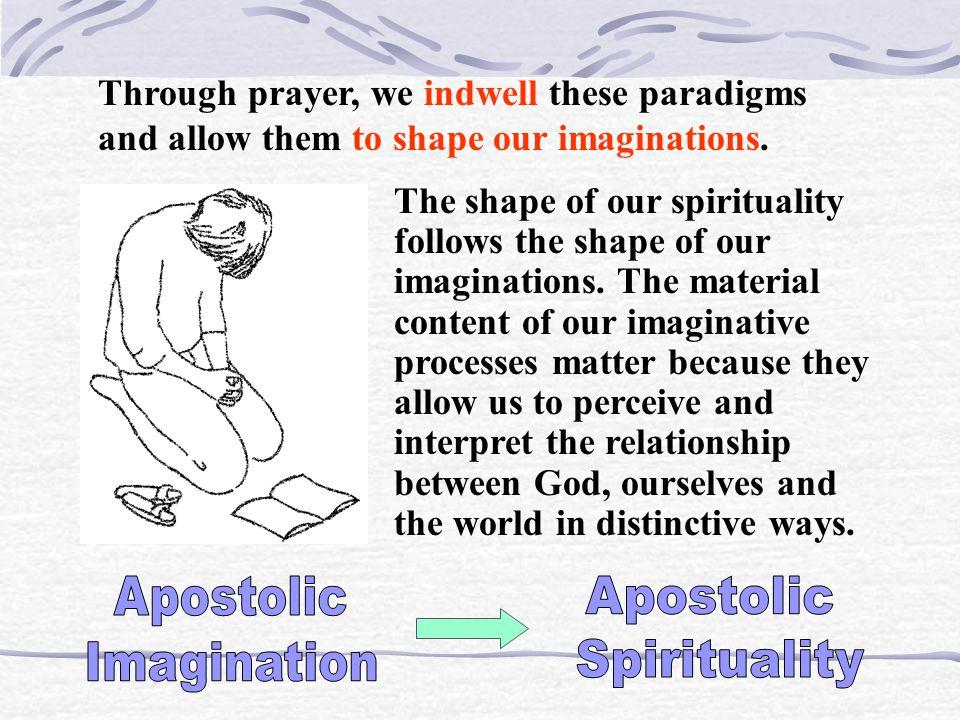 Apostolic Imagination Apostolic Spirituality