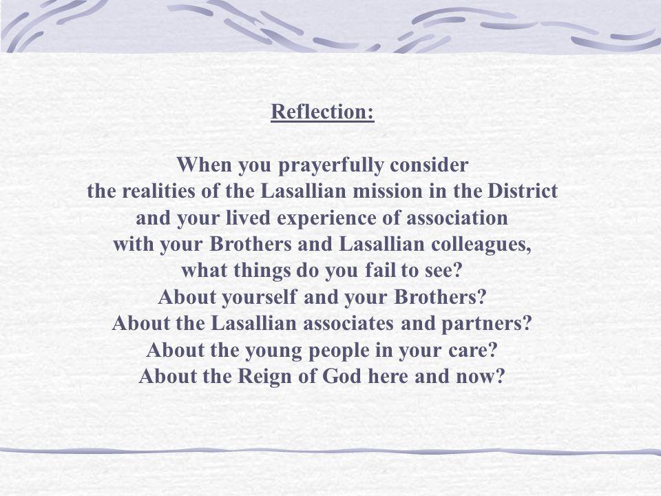 When you prayerfully consider
