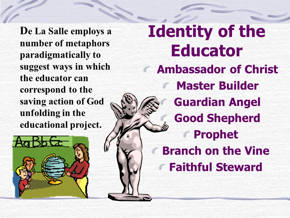 Identity of the Educator