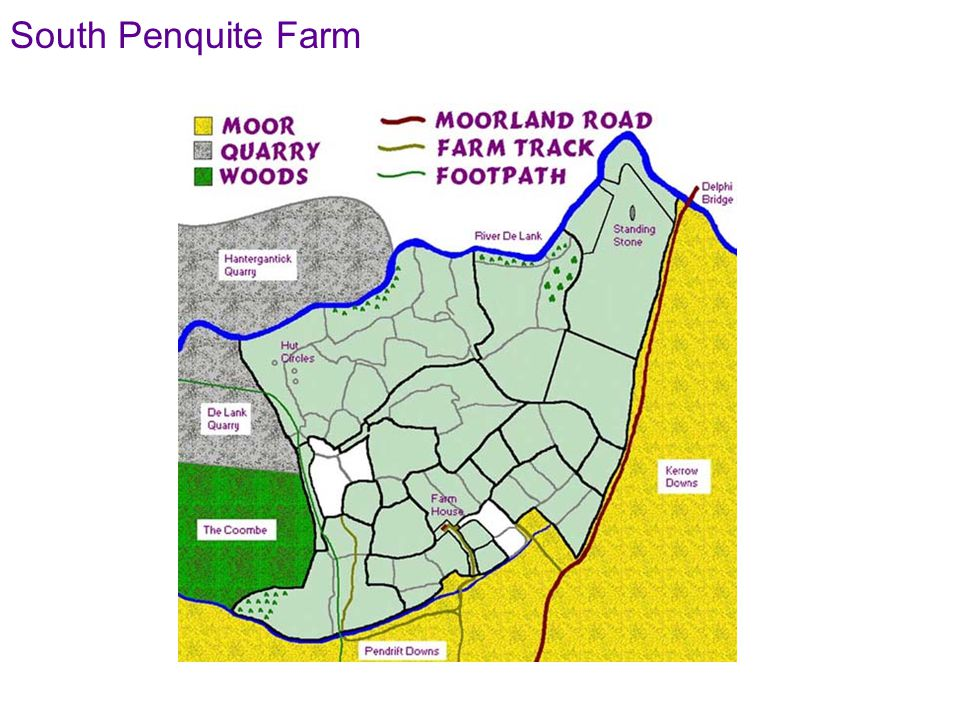 South Penquite Farm