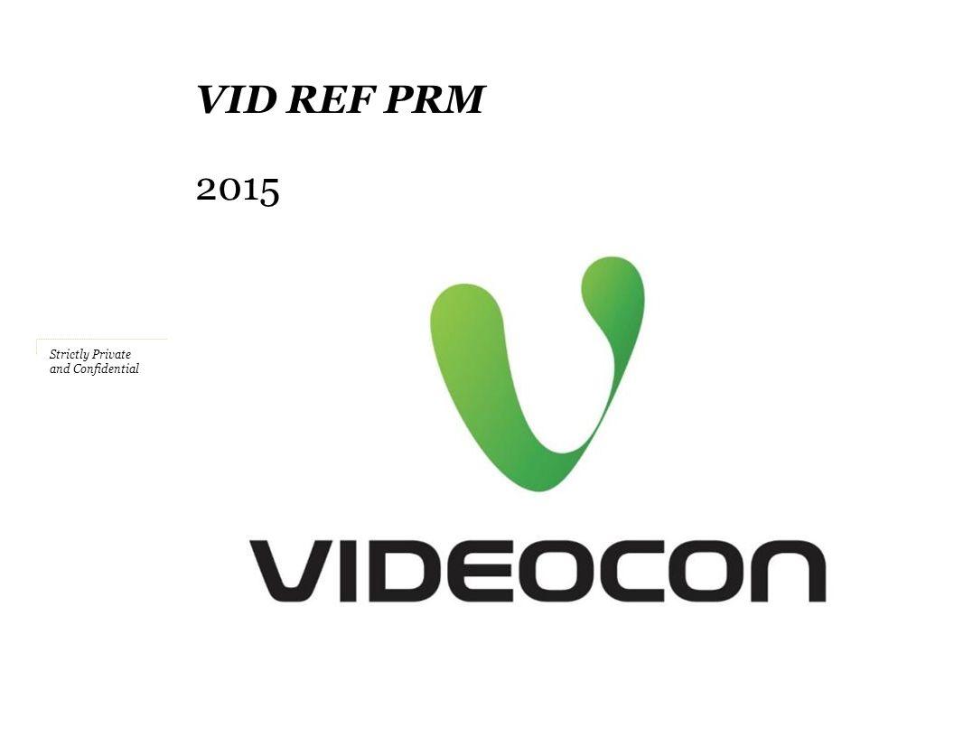 VID REF PRM 2015