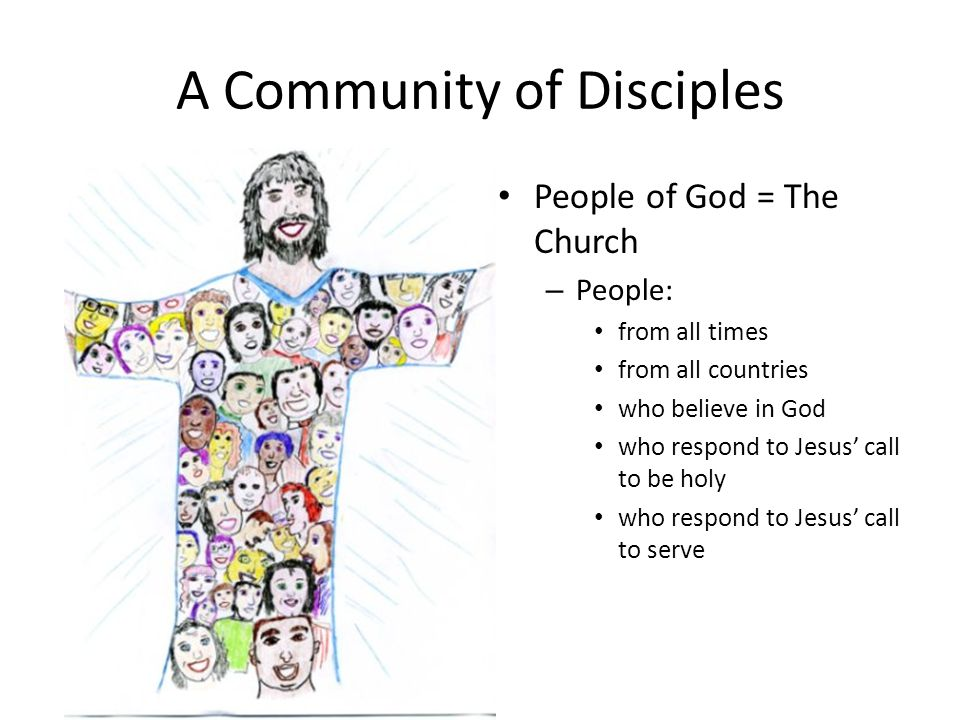 A Community of Disciples