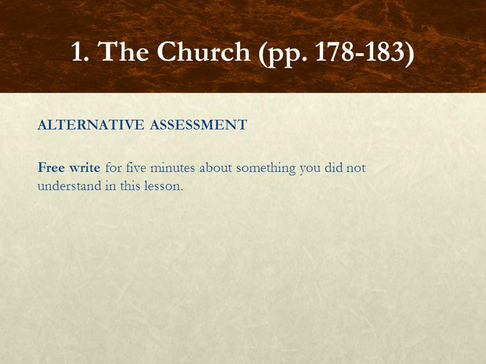 1. The Church (pp.