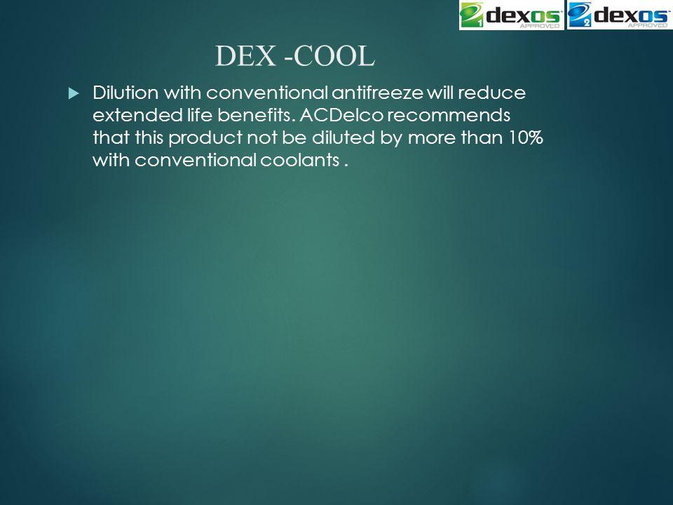 DEX -COOL