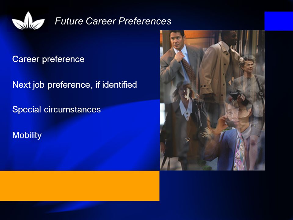 Future Career Preferences