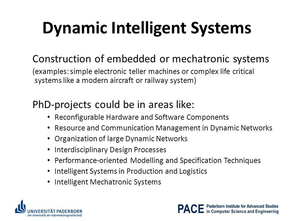 Dynamic Intelligent Systems