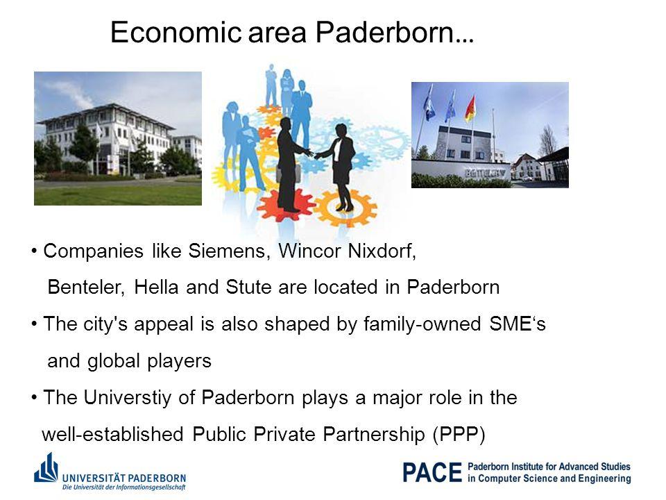 Economic area Paderborn…