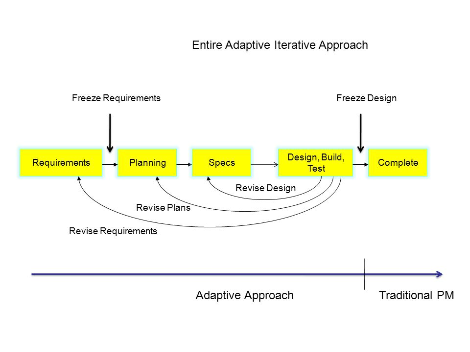 Entire Adaptive Iterative Approach