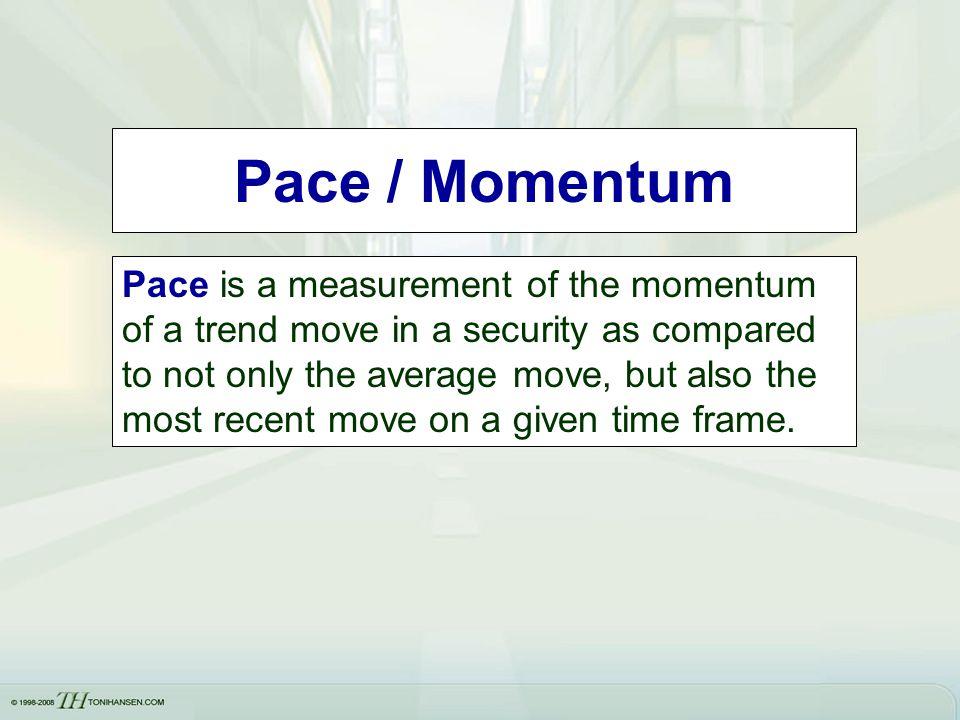 Pace / Momentum