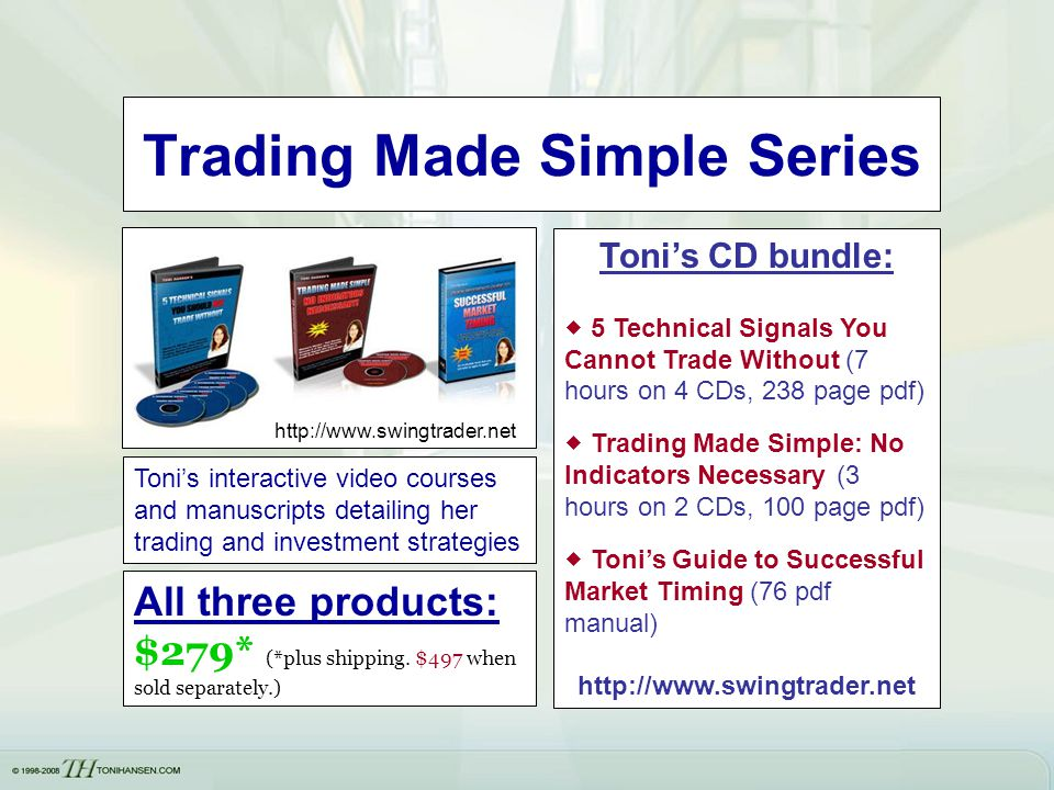 Trading Made Simple Series