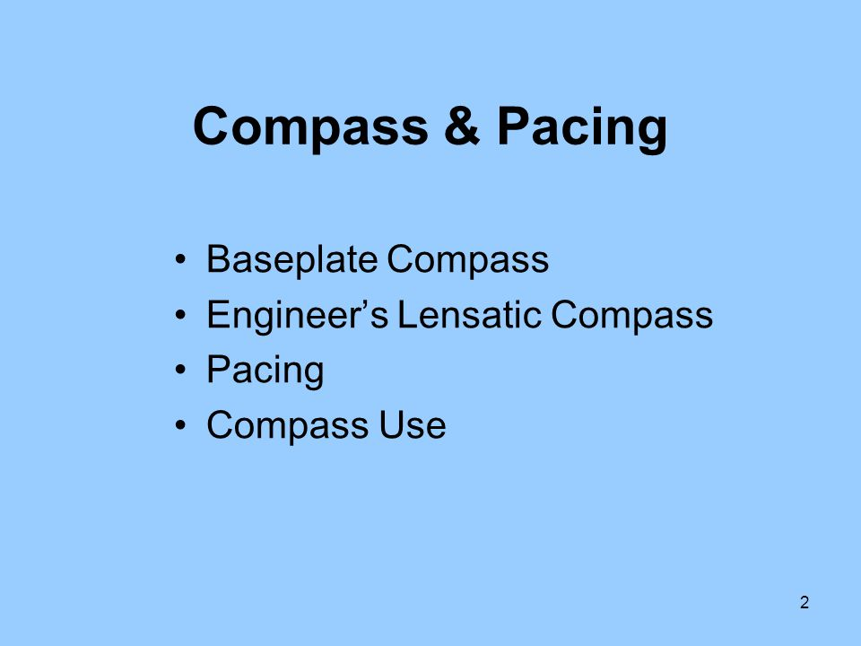 Compass & Pacing Baseplate Compass Engineer's Lensatic Compass Pacing