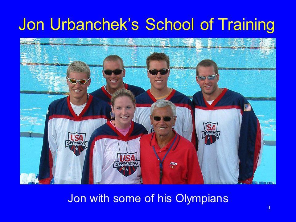 Jon Urbanchek's School of Training