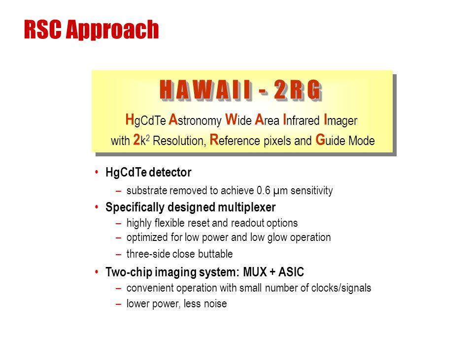 RSC Approach H A W A I I - 2 R G