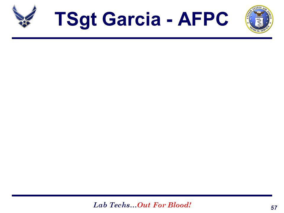 TSgt Garcia - AFPC