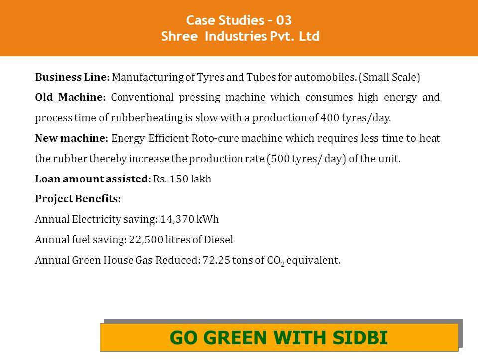 Case Studies – 03 Shree Industries Pvt. Ltd