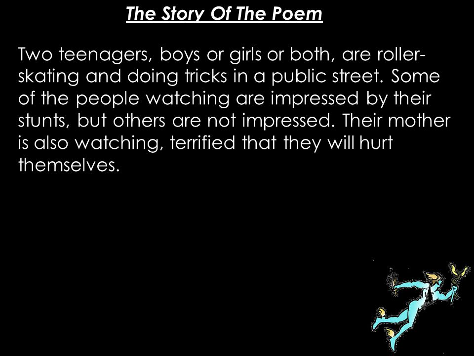 The Story Of The Poem