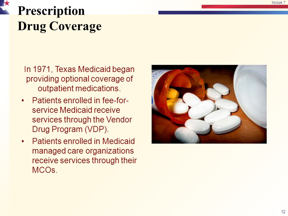 Prescription Drug Coverage