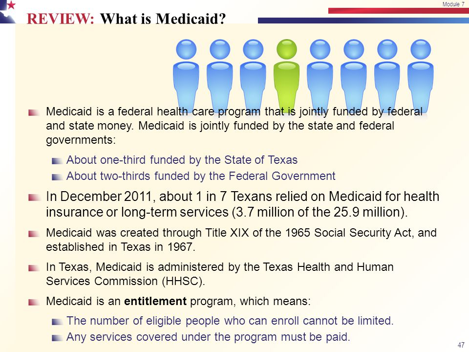 REVIEW: What is Medicaid